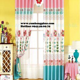 Rèm phòng em bé – Baby curtains