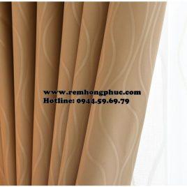 Rèm vải chống nắng (hoa văn ẩn) – Blackout curtains