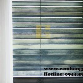 Rèm sáo gỗ cổ điển – Vintage wood blinds
