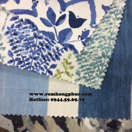 Rèm vải cao cấp – Passion of prints