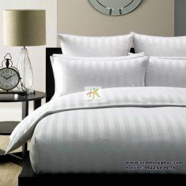 Chăn – ga – gối (drap giường) khách sạn