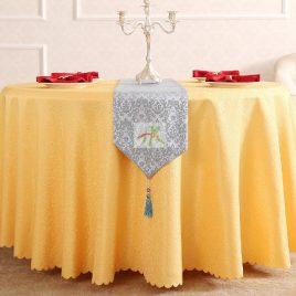 Khăn bàn tròn – Round tablecloth