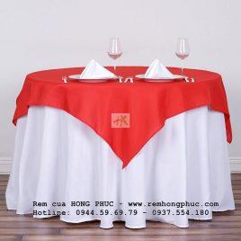Khăn bàn vuông – Square tablecloth
