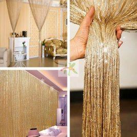 Rèm sợi chỉ  – String Curtains