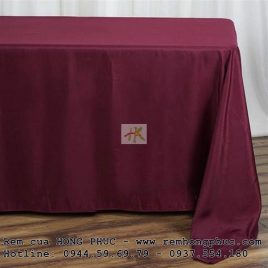 Khăn bàn chữ nhật – Rectangle tablecloth